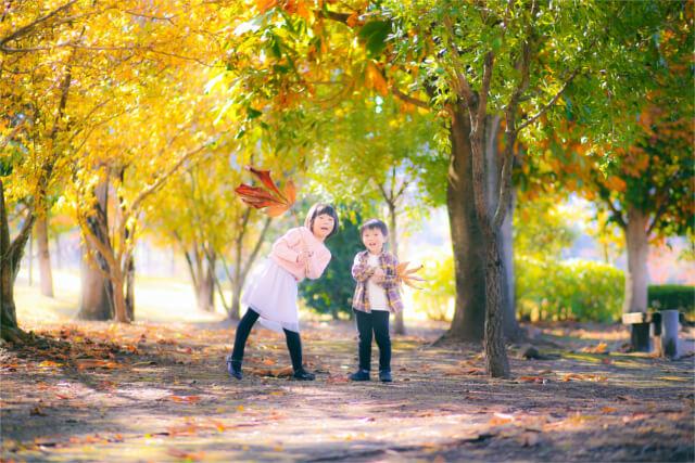 山梨で出張撮影を行う【田中写真館】はご希望の場所まで伺います~普段の自然な家族写真を残すなら~