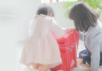 ピッカピカの~1年生(●´ω`●)入学記念撮影★