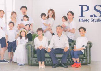 Family Photo♪素敵なお祝い(^_-)-☆