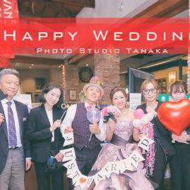 HAPPY WEDDING♡
