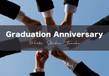 graduation anniversary★
